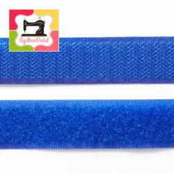 Velcro Macho/Fêmea Azul...