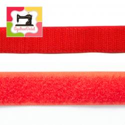 Velcro Macho/Fêmea Vermelho...