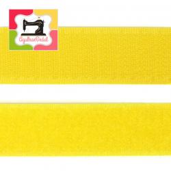 Velcro Macho/Fêmea Amarelo...