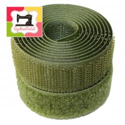 Velcro Macho/Fêmea Verde...